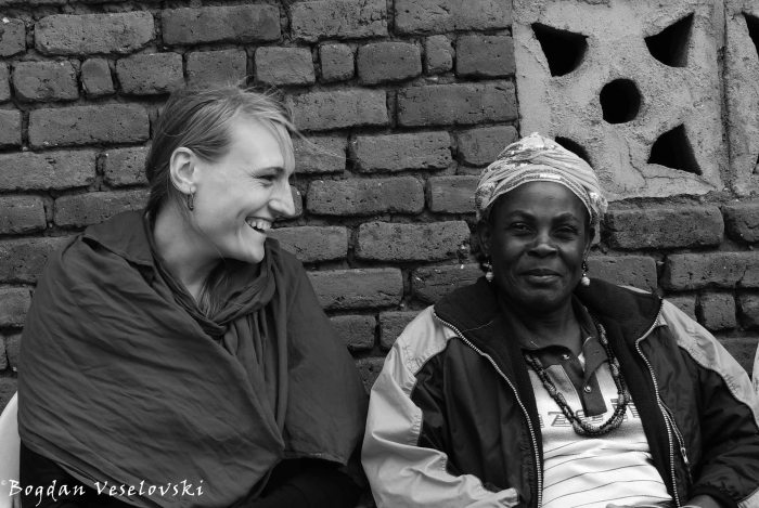 Inga & Mrs. Eunice Mvula
