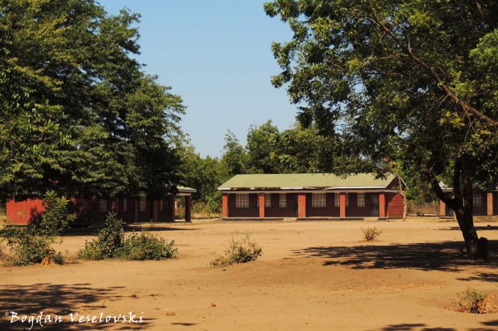 Kagunje Primary School in Kumbukani