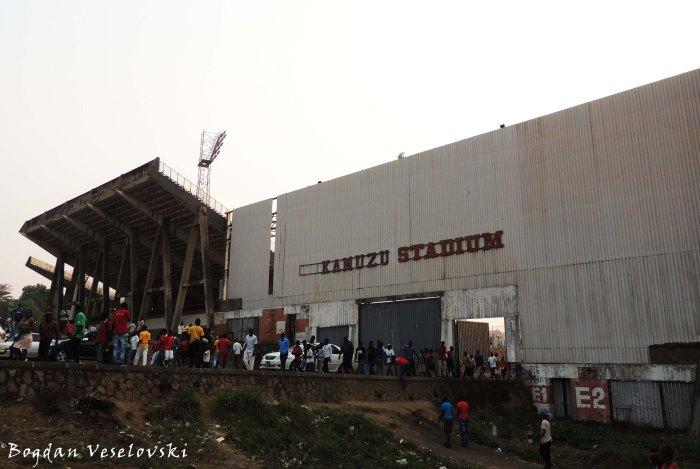 Kamuzu Stadium in Blantyre