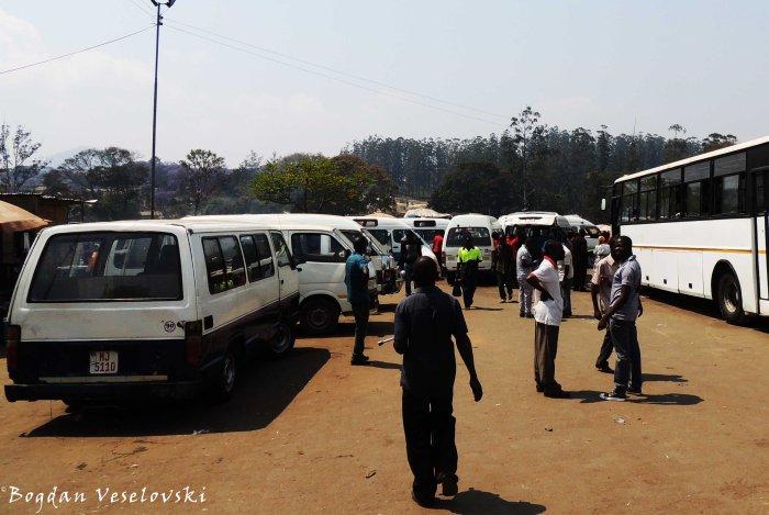 Limbe bus station