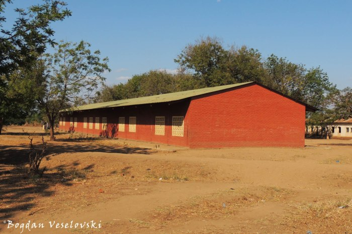 Matundu Primary School in Falamenga