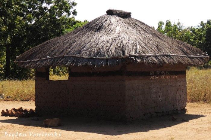 Max's house in Muyang'anira