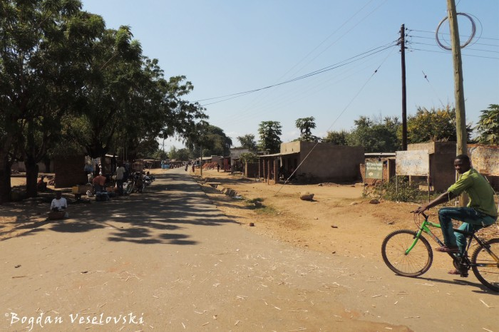 Mbenje market
