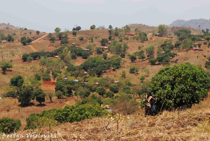 Mkhutche village