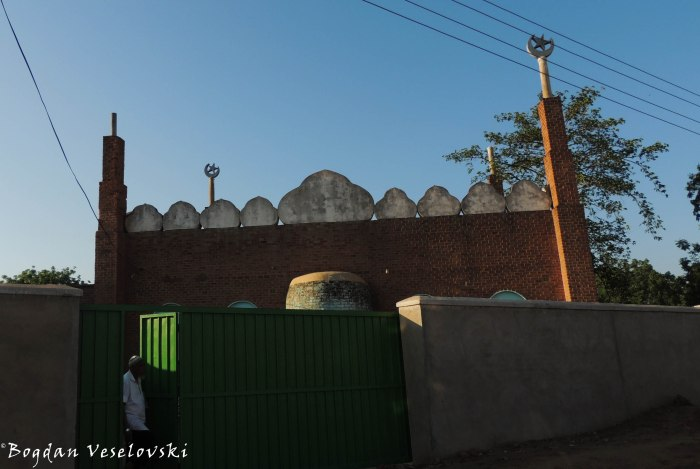 Mosque in Bangula