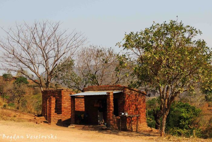 Mpungura's shop in Mpangira