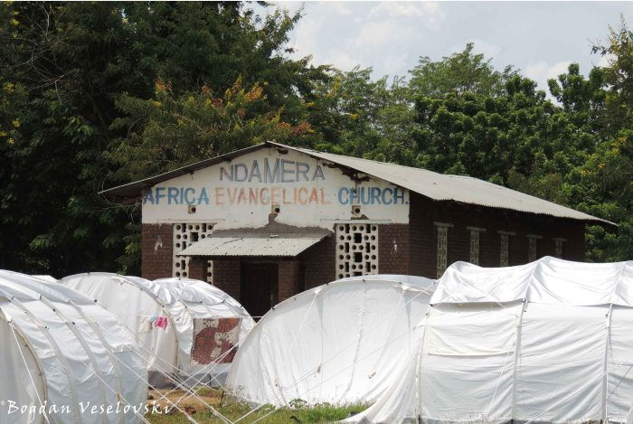 Ndamera Africa Evangelical Church in Nyachilenda
