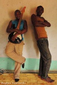 Nedson 'Bushman' & C-Joe