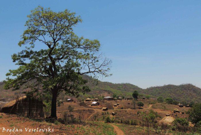 Nkhundi village