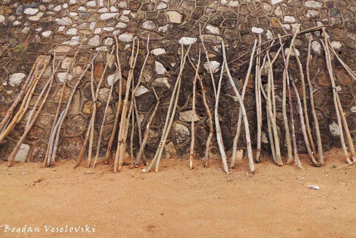 Nkhuni (firewood)