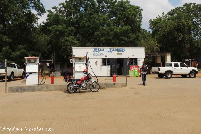 Nsanje filling station