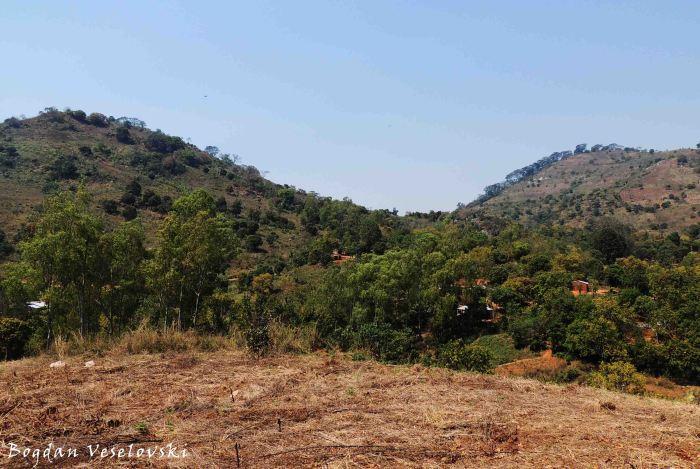 Nthepheya village