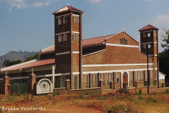 Orthodox Christian Church in Manase, Blantyre