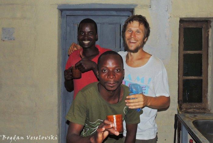 Phillip, Marek & Johannes