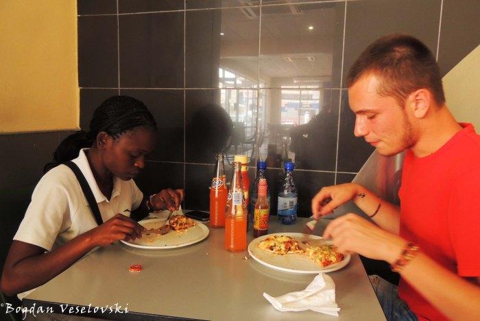 Pizza Restaurant in Blantyre