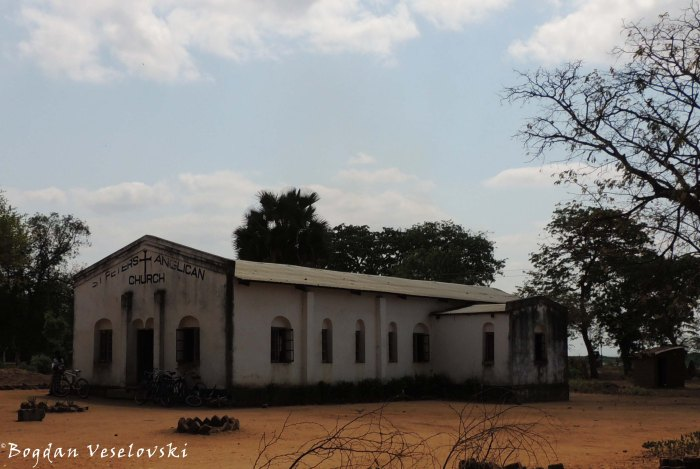 St. Peters Anglican Church in Nsanje