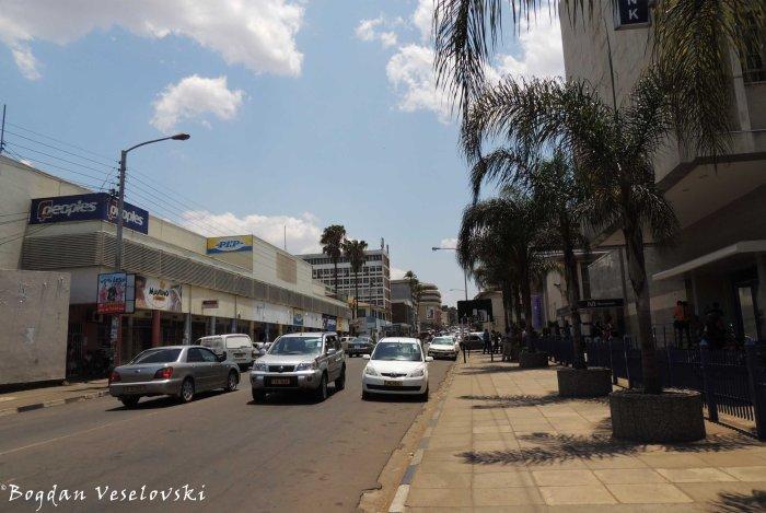 Street in Blantyre