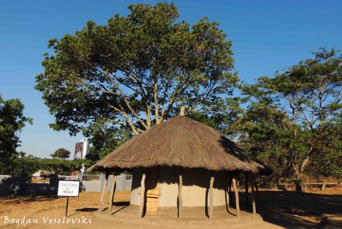 Traditional hut (Blantyre Museum)