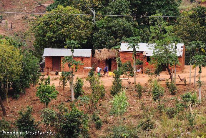Trasada village