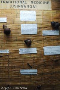 Using'anga (traditional medicine)