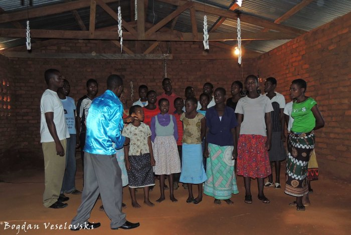 Africa Evangelical Church Choir