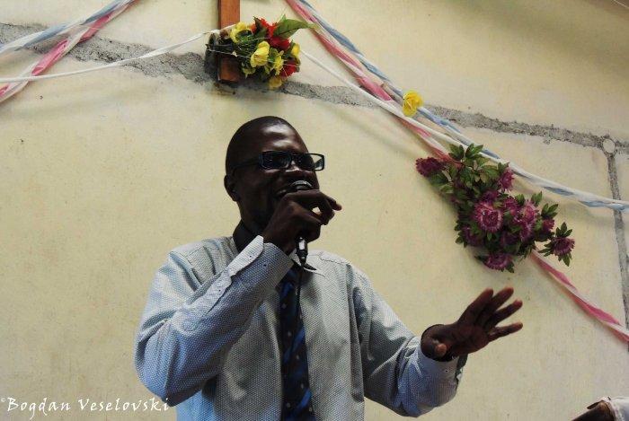 Deacon Bwanali Mfudza