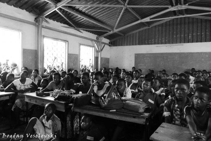Debate class at the Primary School