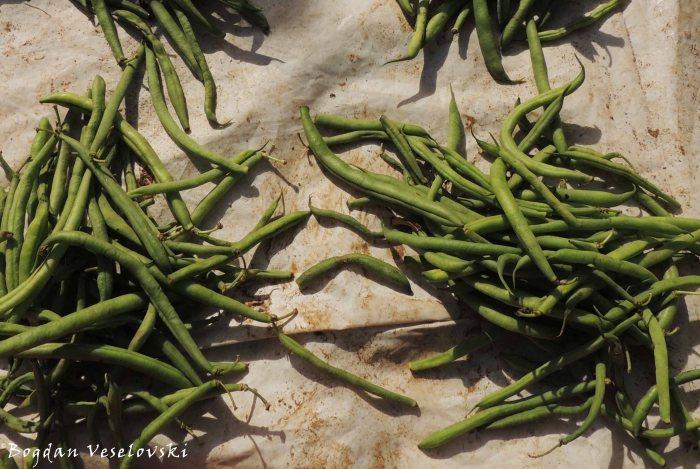 Dzitheba (green beans)