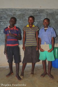 Kaluwa Standard 7 English Spelling Team