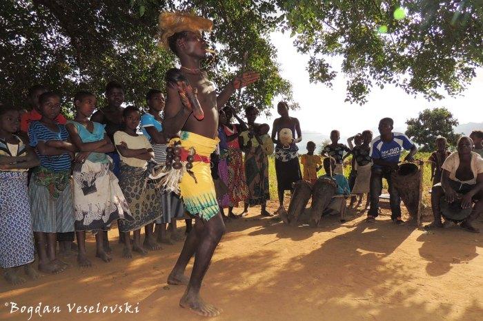 Likhuba dance