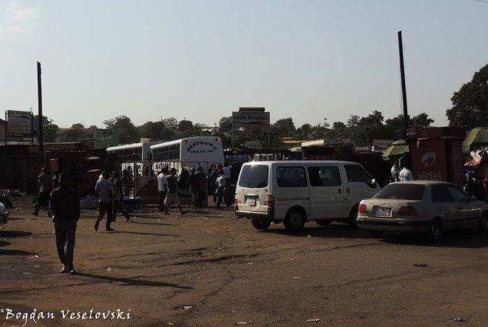 Lilongwe depot