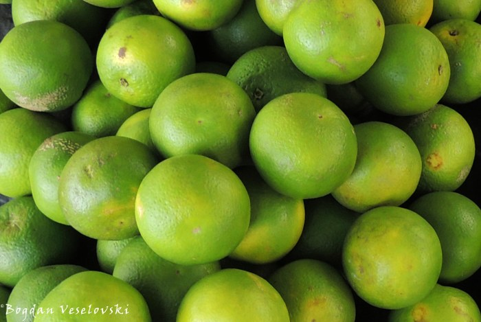 Malalanje (green oranges)