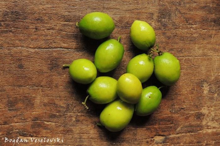 Green masawu