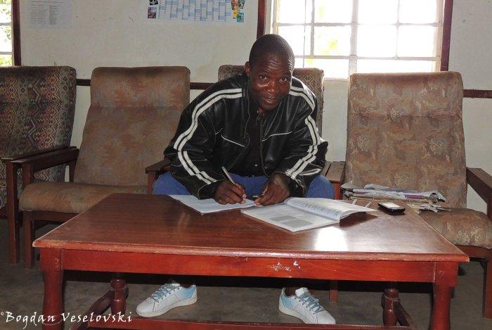 Mr. Davie Njala
