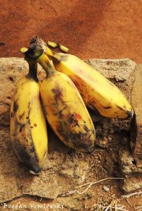 Nthochi (bananas in Mua)
