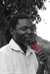 Pastor Obedi Ross