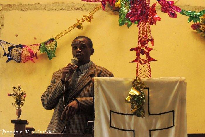 Pastor Zibophe
