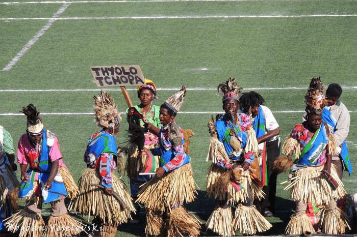 Tchopa dance from Thyolo