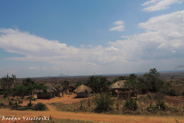 Village close to Lilongwe