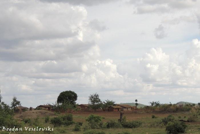 Kanjazi village