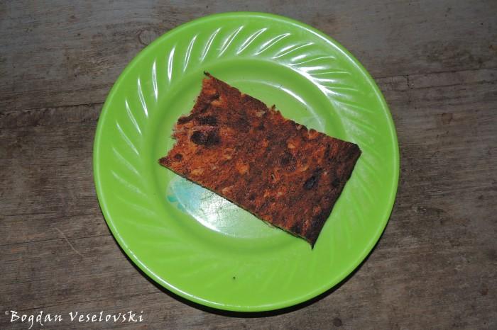 Chigumu (African banana bread)