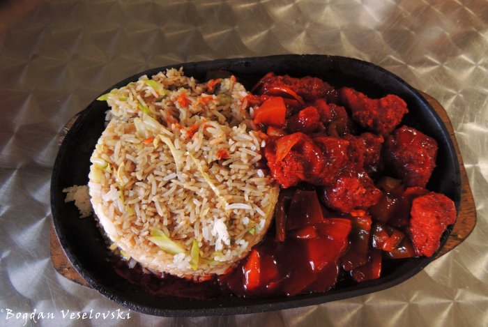 Chinese cuisine (Blantyre)