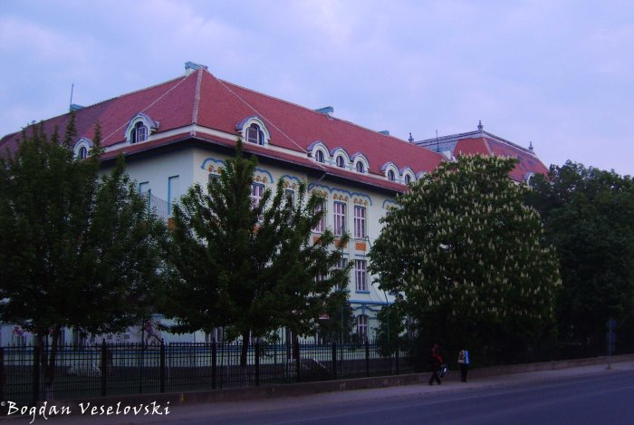 School in Alba Iulia