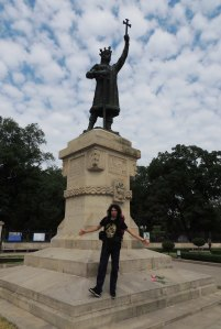 Statue of Stephen the Great