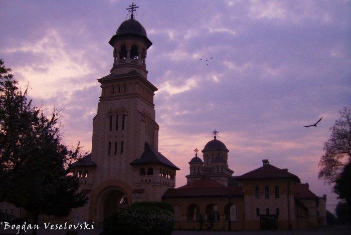 Catedrala Incoronarii din Alba Iulia (Coronation Cathedral from Alba Iulia)