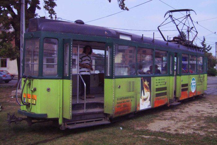 Tram to Rășinari