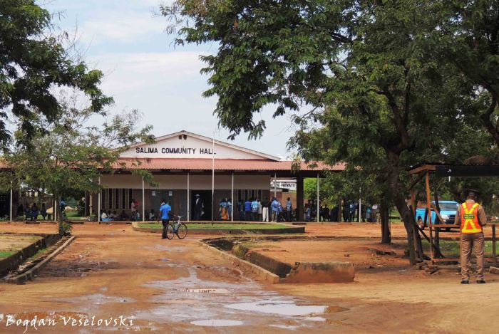 Salima Community Hall
