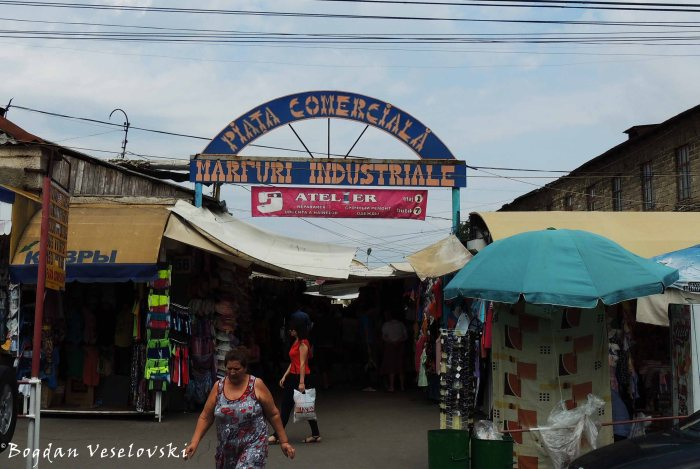 Commercial market
