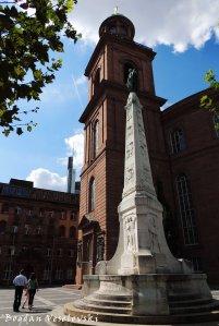 St. Paul's Church & The Unity Monument (Paulskirche & Einheitsdenkmal)