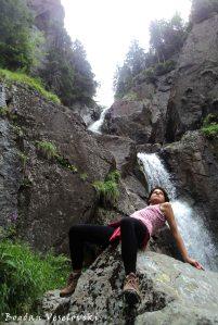 Cascada Moara Dracului (Devil's Mill Waterfall)